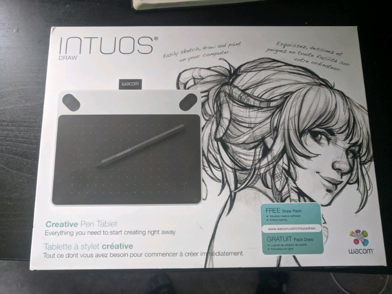Wacom Intuos Draw Graphics Tablet | in Southampton, Hampshire | Gumtree