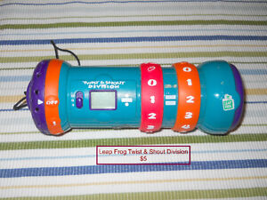 Leap Frog Twist and Shout Electronic game