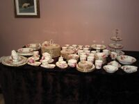 Royal Albert American Beauty China Dishes