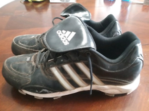 Size 14 Adidas Mens Baseball Cleats