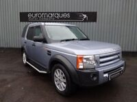 Land Rover Discovery TDV6 SE (blue) 2008
