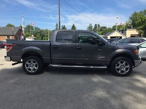 2014 FORD F-150 XLT * 4WD * SUNROOF * REAR CAM * LIKE NEW London Ontario image 7