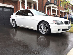 ***2008 BMW 750I With Safety and E-test