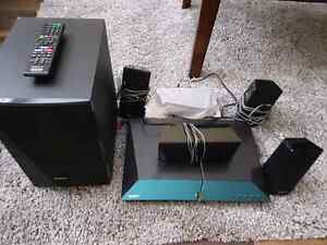 Sony Blu-ray 5.1 Home Threater System