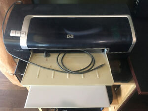 """HP 9800 wide body Inkjet colour printer up to 13"""" x 19"""" paper"""