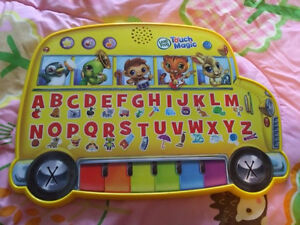 Leap Frog Touch Learning Bus