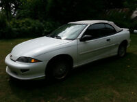 1998 Chevrolet Cavalier CONVERTIBLE Z24 Other