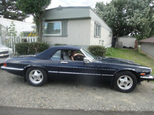1989 XJS - Convertible - For Sale or Trade for SUV