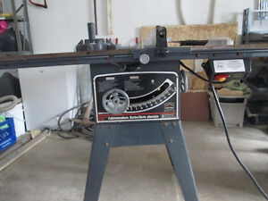 Table Saw 10inch