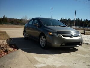 2007 Honda Civic EX Berline