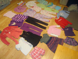 Lot A of 29 Piece Clothing Size 6 Years - $60 for all!