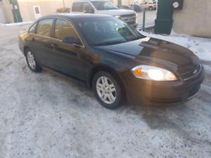 2012 chevy impala  LT 3.6