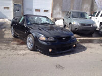 1999 Ford Mustang GT 35e anniversaire Cabriolet