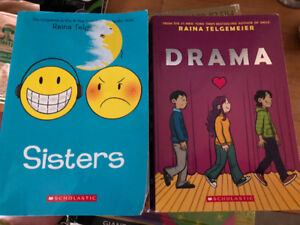 Books- sisters and drama