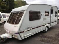☆ 2004/05 SWIFT ACCORD 490 ☆ 4 5 BERTH TOURING CARAVAN ☆ IMMACULATE CONDITION ☆