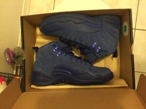 Air Jordan 12 Royal Blue size 9.5