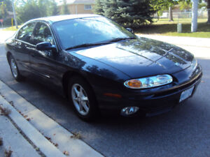 2002 Oldsmobile Aurora MINT 120K Certified, ETested Wasaga Beach