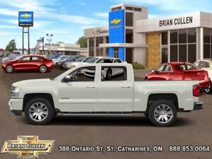 2018 Chevrolet Silverado 1500 High Country