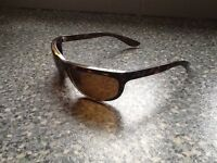 RAY BAN Tortoise shell sunglasses with case GENUINE