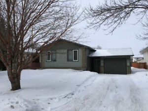 Three bedroom Bi-level with Attached Garage in Portage