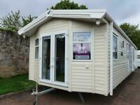 Beautiful 2 bed, static caravan available at Thurston Manor