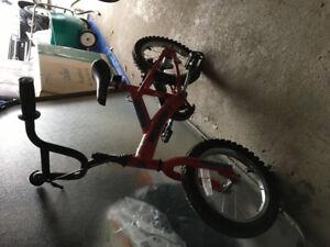"""14"""" kids bike"""