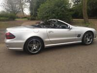 Mercedes SL SL55 AMG 5.4 69k Miles A family business established 18 years