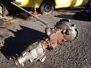 Fully Rebuilt Volvo 145 M41 4spd with Overdrive Transmission