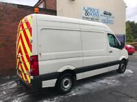 Volkswagen Crafter 2.5BlueTDi ( 109PS ) CR35 MWB