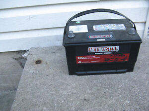 Nearly New Large Battery For Ford Van or Large Truck