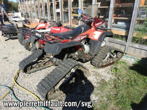 VTT ARCTIC CAT ATV37 4x4