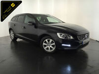 2013 63 VOLVO V60 BUSINESS EDITION D2 ESTATE 1 OWNER SERVICE HISTORY FINANCE PX