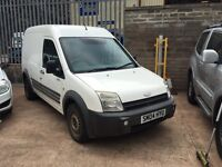 2004 Ford Transit Connect l200D van px welcome
