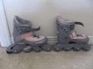 Cooper Inline Roller Blades - Adjustable