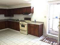 Spacious 2 bedroom basement apartment - separate entrance