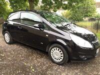 08 Reg Vauxhall Corsa 1.2 Life (NEW SHAPE)not clio punto fiesta 207 micra ka c1 aygo 107 kia matiz