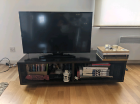 TV STAND UNIT CABINET - HANDMADE - GOOD CONDITION