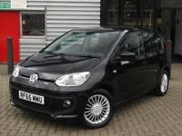 2015 VOLKSWAGEN UP 1.0 Up Black 5dr