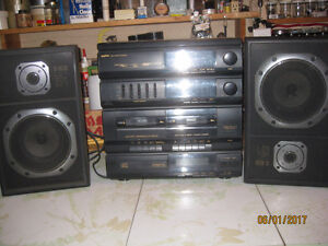 Sanyo Audio Center stereo