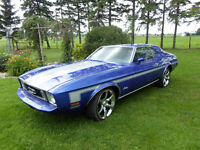 1973 Mustang Coupe