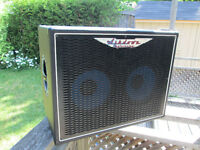 Ashdown ABM210T Bass Speaker Cabinet $450 300W 8ohm cab