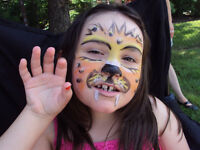 Holiday Events & Birthday Parties.. Face Painting With The Kids!