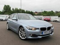 2013 BMW 3 SERIES 320d SE Leather GBP3110 Of Extras Bluetooth