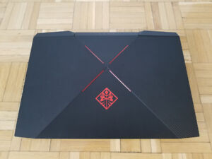 HP omen i7 GTX 1050 4GB  Gamer