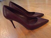 Genuine Alexander MacQueen heels on sale size 4