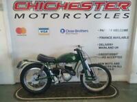 DOT 250 TDHX 1959 TWINSHOCK PRE 65 FULLY RESTORED