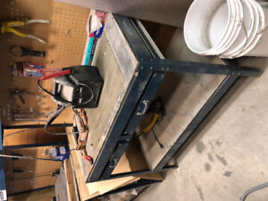 work bench 4 ft