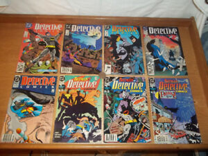 Detective comics (40 issues) DC Comics