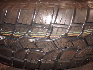 "245/75x16"" Toyota GM 6 Bolt tires and wheels all-terrain"