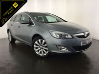 2011 61 VAUXHALL ASTRA SE CDTI ESTATE 1 OWNER SERVICE HISTORY FINANCE PX WELCOME